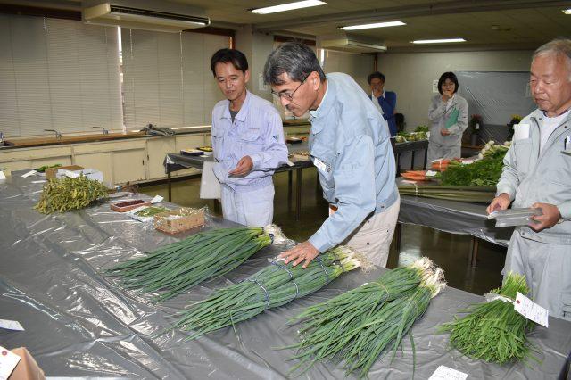 第28回大山崎町農林産物品評会