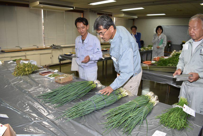 第28回大山崎町農林産物品評会1