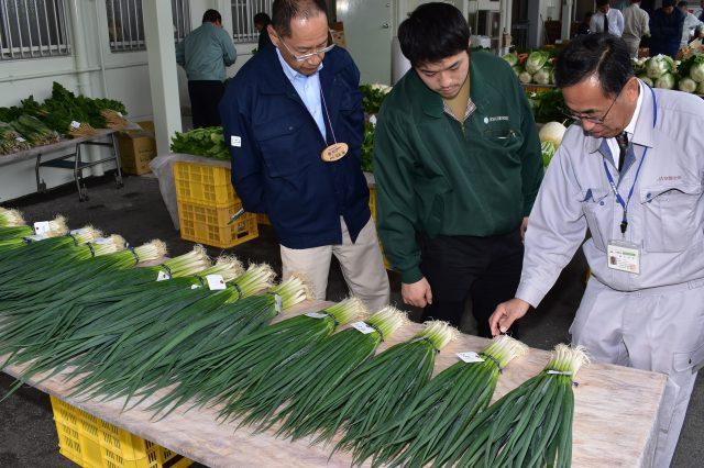 羽束師・淀地域農産物品評会