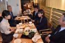 全農京都「みのる食堂」のメニュー試食会