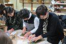 乙訓支店女性部・陶芸体験と近場の温泉旅行