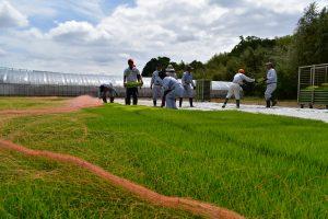 農業理解へ 新採用職員研修3