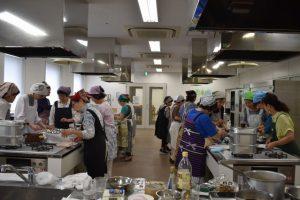 京料理マイスターに学ぶ 料理教室♪1