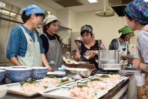 京料理マイスターに学ぶ 料理教室♪2