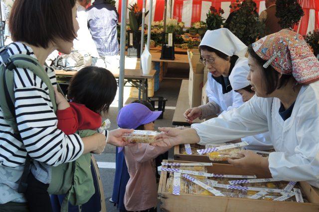 洛南地域収穫祭