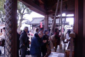 JA京都中央新春ふれあい旅行3