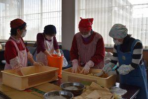 日本の心 味噌作り1