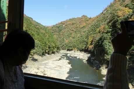 嵯峨野トロッコと大河ドラマ記念館を楽しみました!2