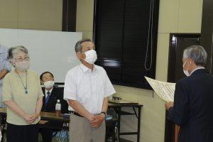 長岡京花菜部会設立30周年記念式典3